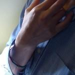 美しい手と骨