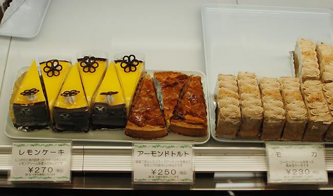 菊の洋菓子
