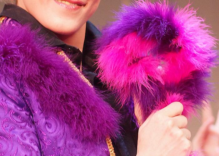 紫猫耳桐生麻耶