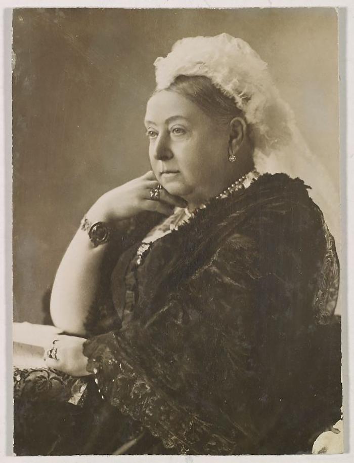 ビクトリア女王